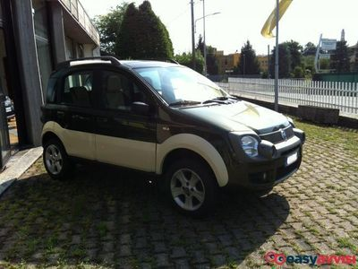 usado Fiat Panda Cross 1.3 mjt 16v 4x4 diesel