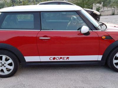 usata Mini Cooper diesel 1600 16v 12/2007