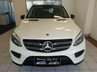 usata Mercedes GLE500 fotocamera e 4matic amg-line elettrica/benzina
