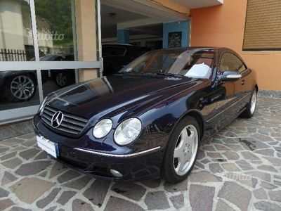 usata Mercedes CL500 cat AUTOMATIC FULL OPTIONAL