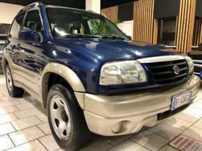 usata Suzuki Grand Vitara 1.6i 16V cat 3 porte UNIPROP - MARCE RIDOTTE Benzina