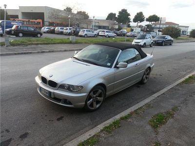 usata BMW 318 Cabriolet Ci (2.0) cat