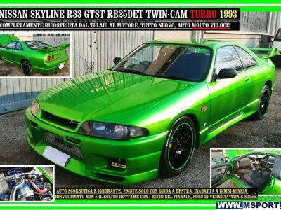 usata Nissan GT-R SKYLINEno GTST TWIN-CAM TURBO - 1993