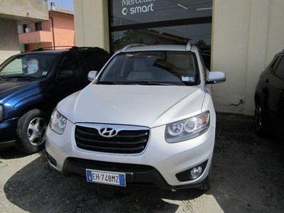 brugt Hyundai Santa Fe 2.2 CRDi VGT 4WD Comfort rif. 9726885