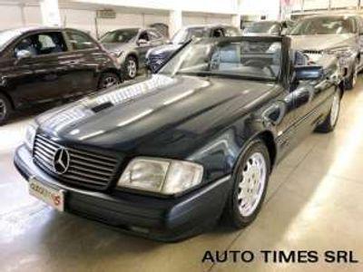 usata Mercedes SL320 cat 4 POSTI Benzina