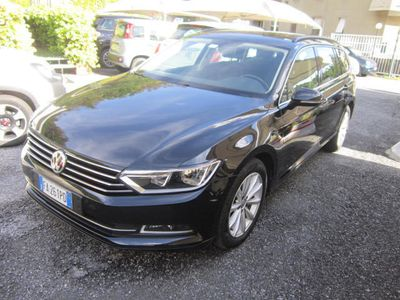 usata VW Passat Variant 2.0 TDI Business BlueMoti