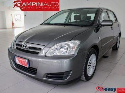 used Toyota Corolla 1.4 b. Unico Proprietario GARANZIA+VACANZA!