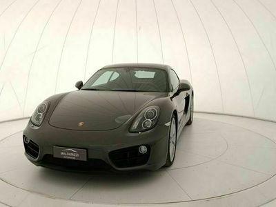 usata Porsche Cayman II 981 2.7 275cv E6
