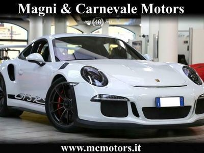 usata Porsche 911 GT3 RS - APPROVED - LIFTING SYSTEM -