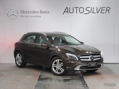 gebraucht Mercedes GLA200 d Automatic Sport FH