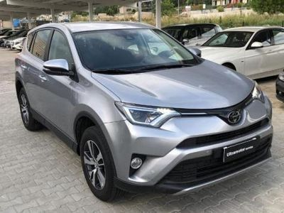used Toyota RAV4 2.0 D-4D 2WD Active