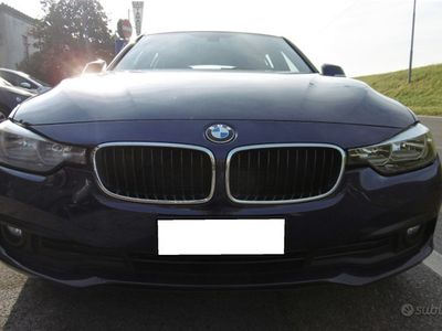 usata BMW 318 318d Touring Business Advantage