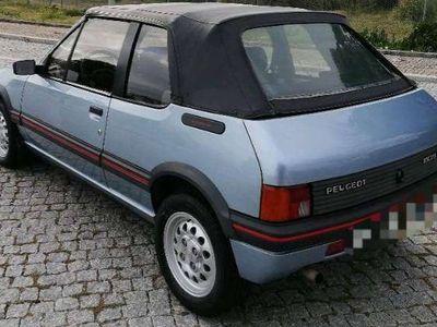 usata Peugeot 205 1.6 CTI