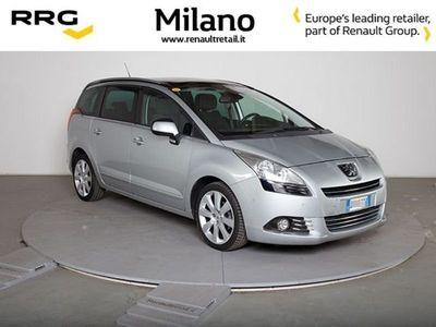 second-hand Peugeot 5008 50081.6 e-HDi 112CV Stop&Start cambio robotizzato