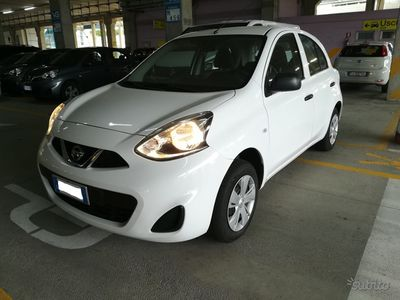 usata Nissan Micra 4ª serie - 2017