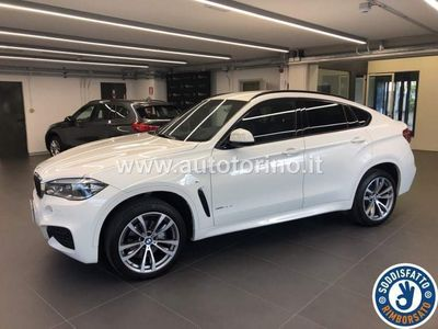 usata BMW X6 xdrive30d Msport 249cv auto