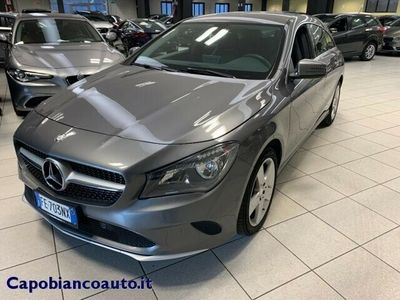 usata Mercedes CLA200 Shooting Brake d 4Matic Automatic Business