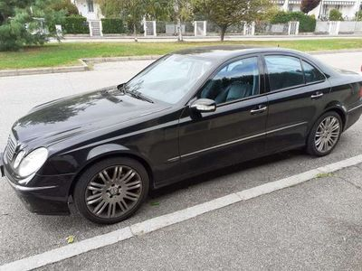 usata Mercedes E280 CDI cat 4Matic EVO Avantgarde