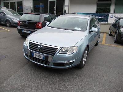 usata VW Passat Variant Variant 2.0 16v Tdi Var. Sportline Usato