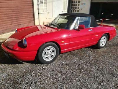 usata Alfa Romeo Spider 1.6cc