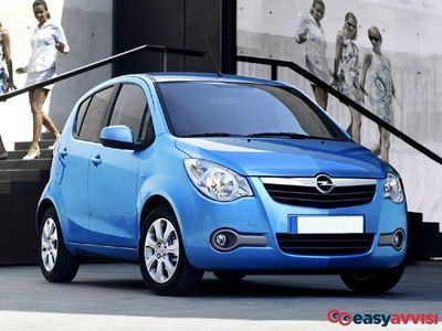 brugt Opel Agila 1.2 16v 86cv enjoy benzina