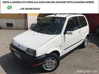 gebraucht Fiat Cinquecento 900i cat Young