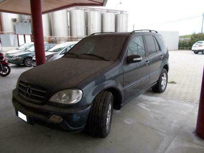 usata Mercedes ML500 Classecat