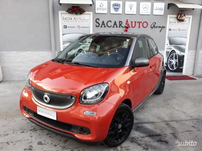 used Smart ForFour FOR FOUR TURBO PASSION 0.9 aut 90cv 2018
