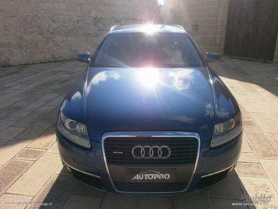 brugt Audi A6 3.0 V6 Tdi Quattro Av. Tip