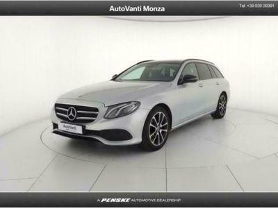 usata Mercedes E220 Classe E (W/S213)S.W. Auto Business Sport