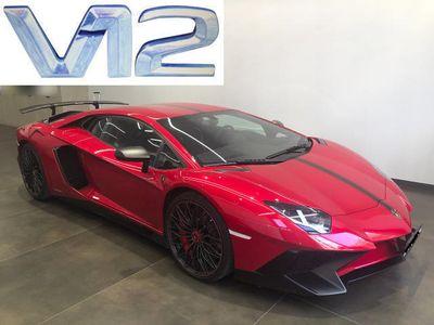 usata Lamborghini Aventador SV 6.5 V12 LP750-4 Superveloce - 1/600 - 1ST HAN