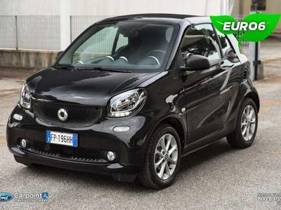 usado Smart ForTwo Cabrio 1.0 Youngster 71cv twinamic my18