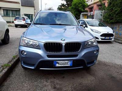 usata BMW X3 2.0 x drive Eletta 6m