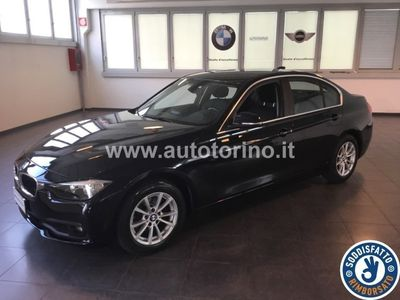 brugt BMW 316 SERIE 3 BERLINA d Business Advantage auto