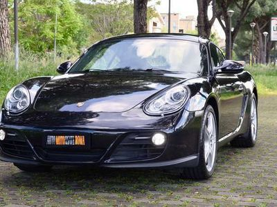 usata Porsche Cayman **RESTYLING** 2.9 265CV MANUALE 2009 -RATE PERMUTE