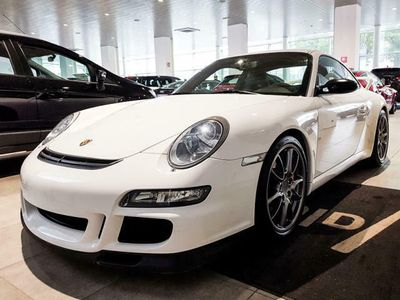 usata Porsche 911 GT3 997CHILOMETRI CERTIFICATI E TAGLIANDATI!!!