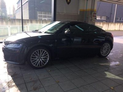 usata Audi TT Coupé 2.0 TDI ultra