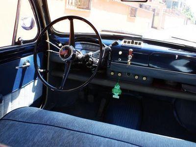 usata Fiat 1100 Export 1961, Perfetta, Iscritta ASI