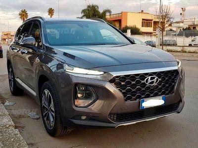 brugt Hyundai Santa Fe 2.2 Crdi 4WD A/T8 Xprime + Safety Pack + Cerchi 19
