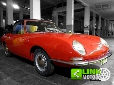 usata Fiat 850 Spider (1966) Prima Serie
