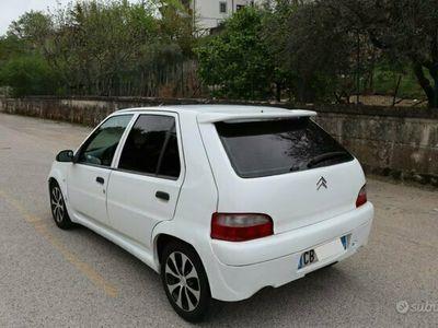 usata Citroën Saxo 1.1 5 porte allestimento vts