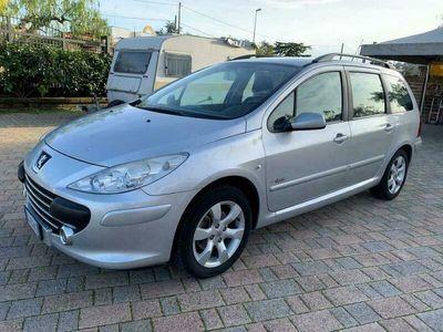 usata Peugeot 307 SW 1.6 DIESEL 90cv (KM 152.000 CERTIF)