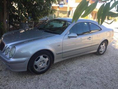 usata Mercedes CLK230 Kompressor cat Cabrio Elegance del 1999 usata a Foggia