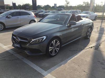 brugt Mercedes E250 CLASSE C CABRIO C cabrio d Sport auto