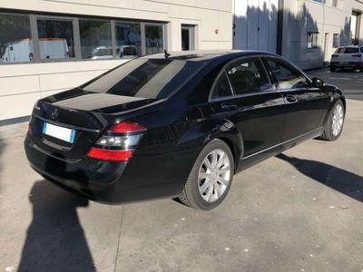 used Mercedes S500 VETTURA BLINDATA BR4