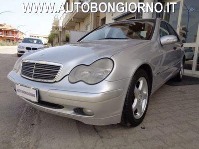 używany Mercedes C220 CDI cat Avantgarde