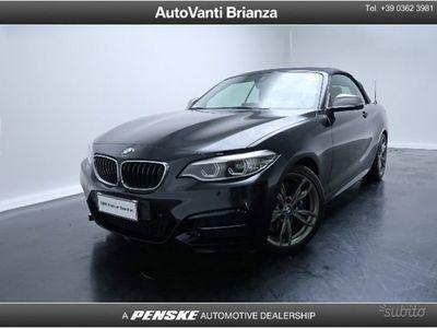 usata BMW M240 Serie 2C