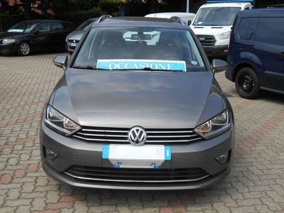usata VW Golf Sportsvan 2.0 TDI Executive BlueMotio