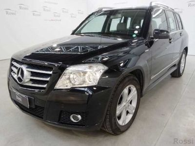 second-hand Mercedes GLK220 cdi BE Sport 4matic auto my11
