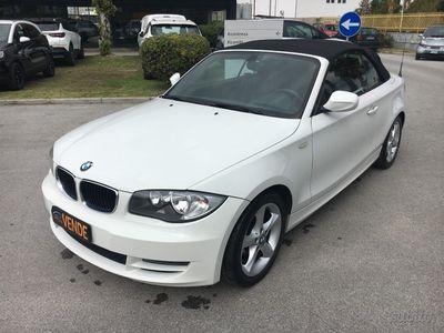 used BMW 118 Cabriolet 2.0 143CV Eletta